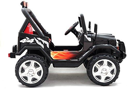 elektro kinderfahrzeug elektroauto fernbedienung raptor. Black Bedroom Furniture Sets. Home Design Ideas